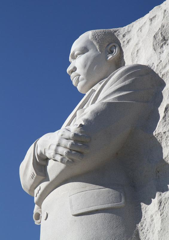 mlk_monument_column